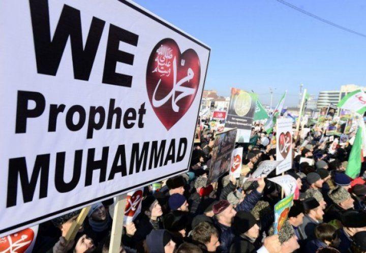Charlie Hebdo'ya Çeçenistan'da tepkiler