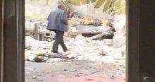 Bombalı saldırı sonrası ilk kareler