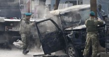 Kabil'de patlama, 1 Türk askeri şehit oldu