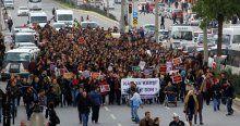 Türkiye Özgecan için yürüdü