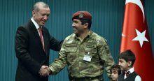 Övünç Madalyaları'nı Cumhurbaşkanı Erdoğan'dan aldılar