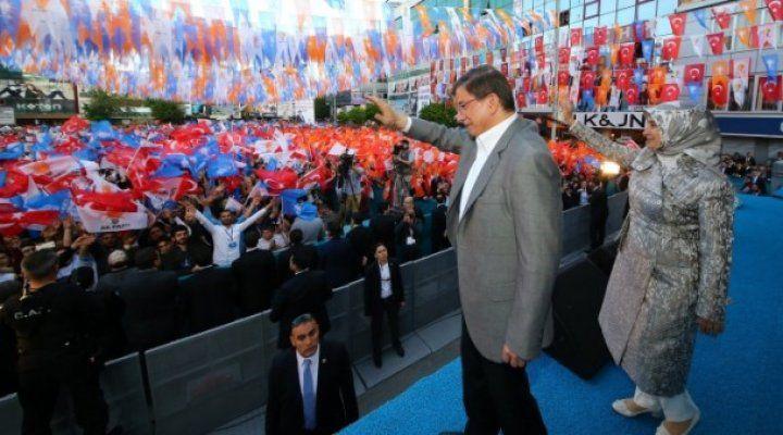 Başbakan Davutoğlu Iğdır'da