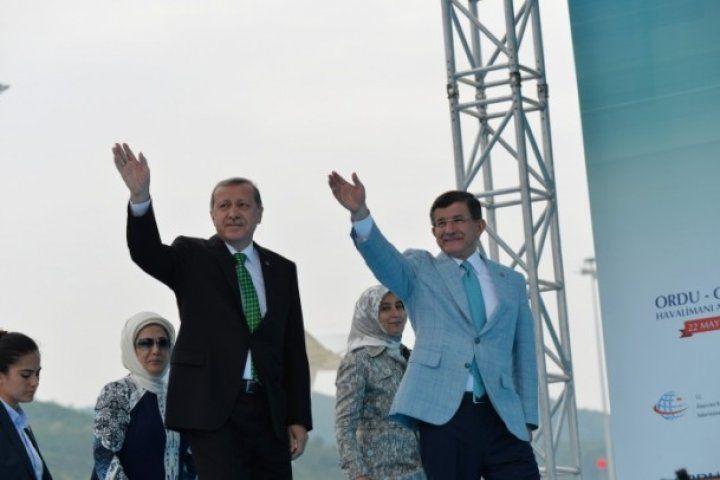 Ordu-Giresun Havalimanı açılış töreni