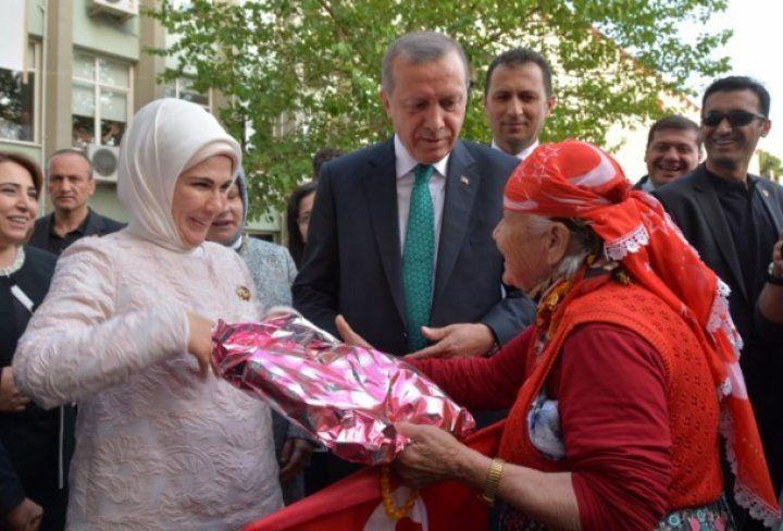 Cumhurbaşkanı Erdoğan Aydın'da