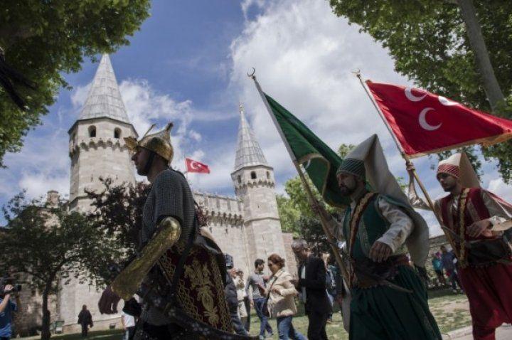 İstanbul'un fethinin 562. yıl dönümü