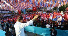Ahmet Davutoğlu, Şırnak'ta konuştu