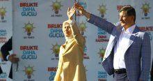 AK Parti'den İzmir'de gövde gösterisi