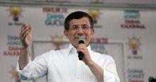 Başbakan Davutoğlu Yozgat'ta