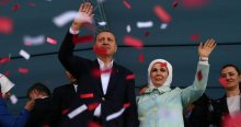 Cumhurbaşkanı Erdoğan İzmir'de konuştu