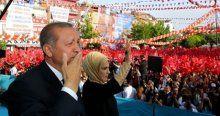 Cumhurbaşkanı Erdoğan Nevşehir ve Aksaray'da halka hitap etti