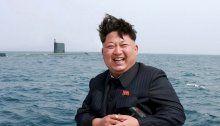 Kim Jong-Un sonunda bunu da yaptı