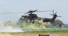 Türk Hava Kuvvetleri'nden gövde gösterisi