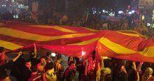 Yurtta Galatasaray coşkusu