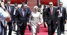 Cumhurbaşkanı Erdoğan, Bakü'de
