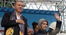 Cumhurbaşkanı Erdoğan Eskişehir'de konuştu