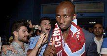 Stephane Mbia, Trabzon'a geldi