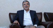 Abdullah Gül'den Suruç tepkisi