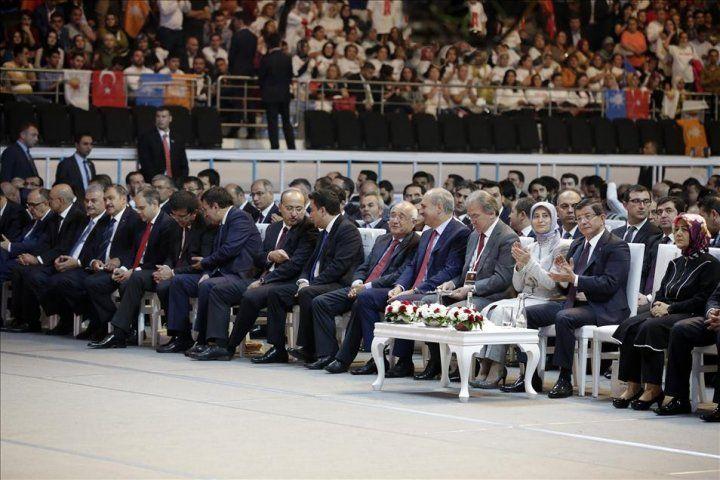 AK Parti Aday Tanıtım Toplantısı