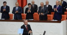 Erdoğan Yasama Yılı'nın açılışında konuştu