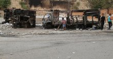 Silvan'da teröristlerin neden olduğu tahribat gün yüzüne çıktı