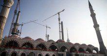 Çamlıca Camisi'nin yüzde 95'i tamamlandı