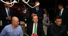Cumhurbaşkanı Erdoğan Sarıyer'de vatandaşlarla sohbet etti