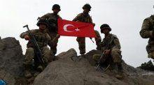 Dağlıca bölgesi PKK'dan böyle temizlendi