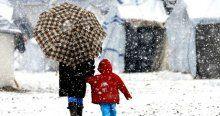 Dikkat! Bu gece kar geliyor