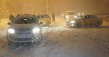 İstanbul'da 5 gün boyunca kar bekleniyor