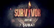 Survivor 2016'nın kadrosu belli oluyor