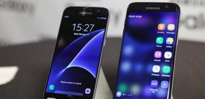 Samsung, Galaxy S7'yi tanıttı! İşte özellikleri