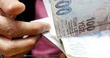 Emeklinin maaşı yüzde 10 'zamlandı'
