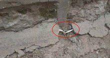 TSK yayınladı, Silopi'de teröristlerin hain tuzakları şaşırtıyor