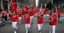 35. Türk Günü Yürüyüş ve Festivali