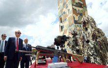 Cumhurbaşkanı Erdoğan'dan Özel Kuvvetler'e ziyaret
