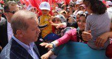 Cumhurbaşkanı ve Başbakan Diyarbakır'da
