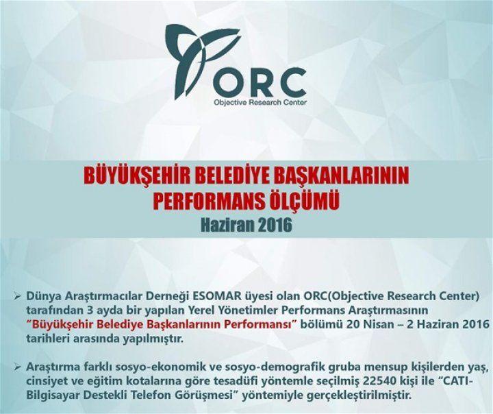 ORC'den belediye başkanları performans anketi