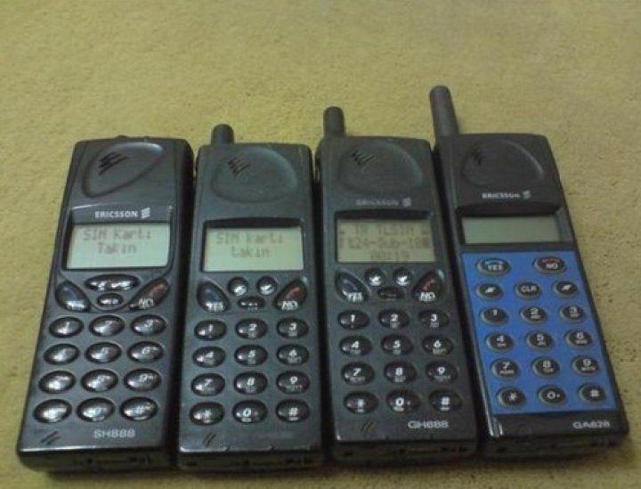 Eski telefonlardan 'altın' çıkıyor