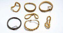 Vikinglere ait paha biçilmez takılar bulundu