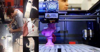 Türk gençler 3D yazıcılar ile ürettikleri uzuvları ücretsiz dağıtıyor