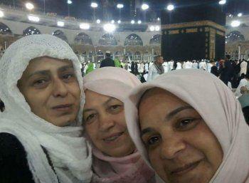Yıldız Tilbe, Mekke'den görüntülerini paylaştı