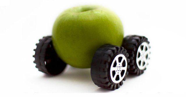 Apple araba üretse sizce nasıl görünürdü?