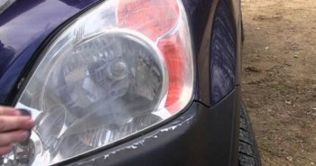 Arabanızın farlarını buzlanmadan koruyun