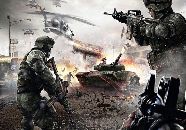 Devletten savaş oyunu yarışması