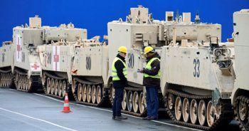 ABD ordusu Rusya sınırına yaklaşıyor