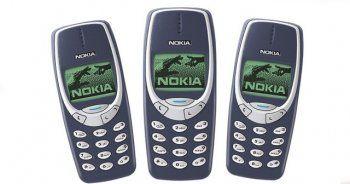 Nokia 3310 efsanesinin tanıtımı yapıldı
