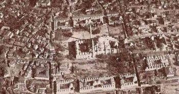 İstanbul'un 98 yıl önce havadan çekilmiş fotoğrafları