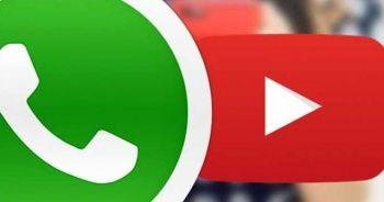 WhatsApp, videoyu doğrudan uygulamada görmek için YouTube desteğini kullanıma sunuyor