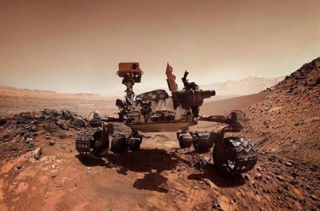Hiç kimse bunu beklemiyordu: Bakın kaç gündür Mars'ta!