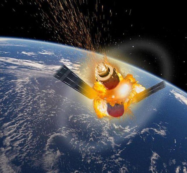 Türkiye'yi de tehdit eden Çin uzay istasyonu için İtalya'da alarm
